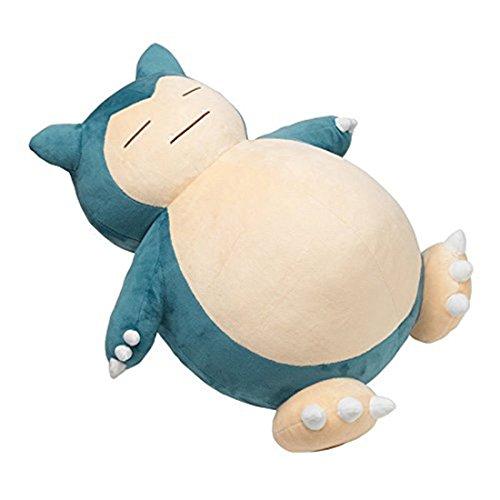 Generic Pokemon Large PlushSnorlax 20-inch