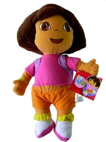 Nick Jr Dora the Explorer Large Plush Doll - 13 Dora Plush