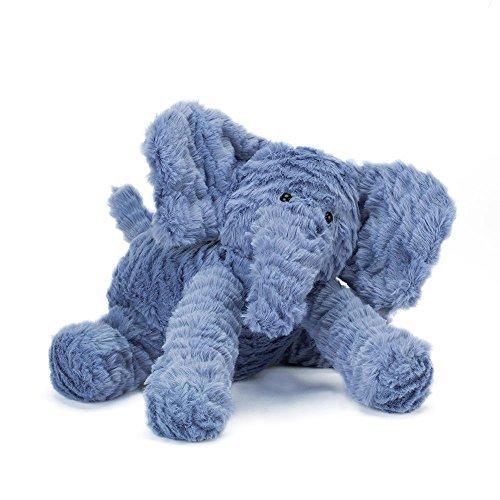 A stuffed toy elephant Jerry Cat Fuddlewuddle Elephant