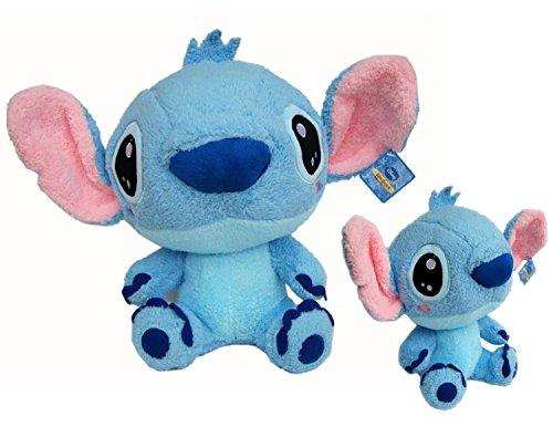 12in Stitch Plush Doll - Large Disney Stuffed Toys