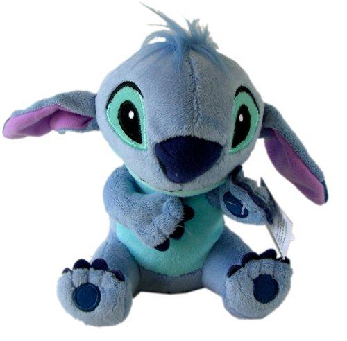 Disneys Lilo Stitch character stuffed toy - 6 Stitch Plush doll
