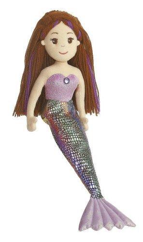 Merissa ~17 Plush Sea Sparkles Mermaid Plush Doll Series