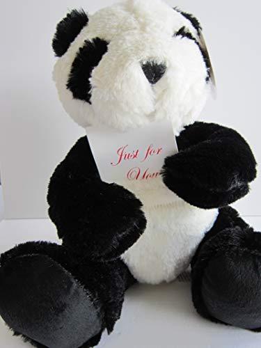 Pouchey 9 Panda Bear Stuffed Animal - Cute Soft and Cuddly