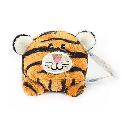 WILDREAM Beanie Balls Tiger by Plush Toys