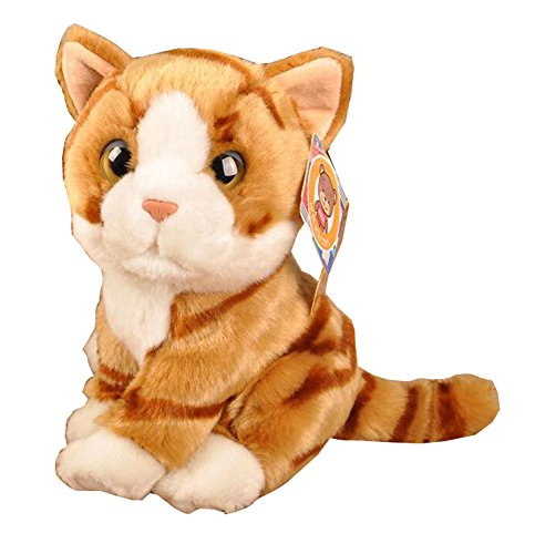 Cat Plush Stuffed Animal Toy Realistic Plush Toys