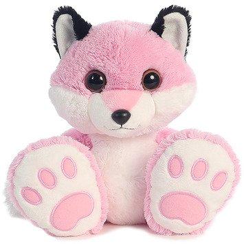 Trixy Stuffed Fox - Set Of 2