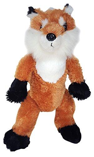Cuddly Soft 16 inch Stuffed Fox - We stuff emyou love em