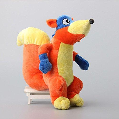 Dora the Explorer Swiper Fox 8 Inch Toddler Stuffed Plush Kids Toys