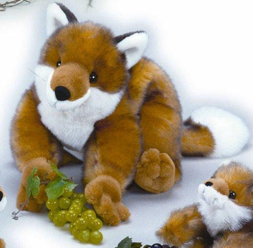 Stuffed Fox - Banner Fox 18