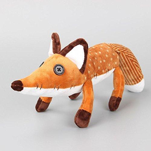 The Little Prince Le Petit Fox 16 Inch Toddler Stuffed Plush Kids Toys