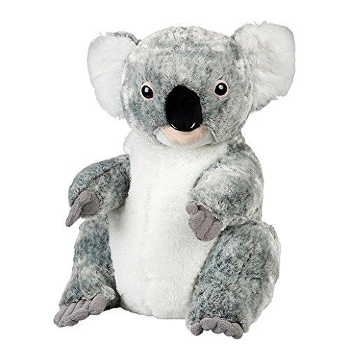 Minkplush Jumbo Australian Koala Extra Large Stuffed Animal Plush Toy - Keith - Grey