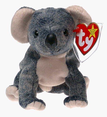 TY Beanie Baby - EUCALYPTUS the Koala Toy by Beanie Babies