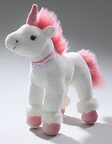 Cuddly Plush Mythological Unicorn Soft Toy 21cm by Carl Dick