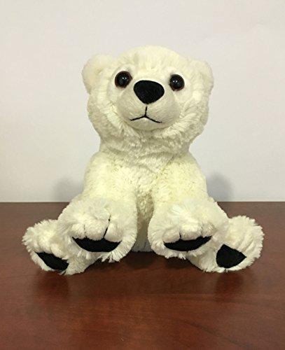 Polar Bear Toy 17 cm high Amercom SZ-12