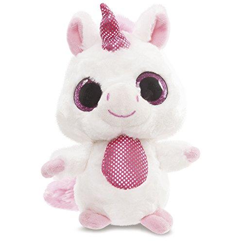5 Blush Pink Yoohoo Friends Unicorn Soft Toy