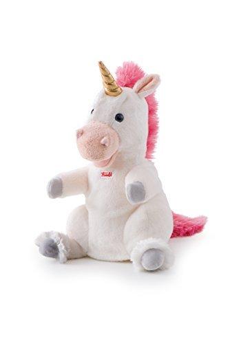 Trudi Puppet Unicorn Soft Toy by Trudi
