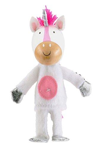 Unicorn Soft Finger Puppet