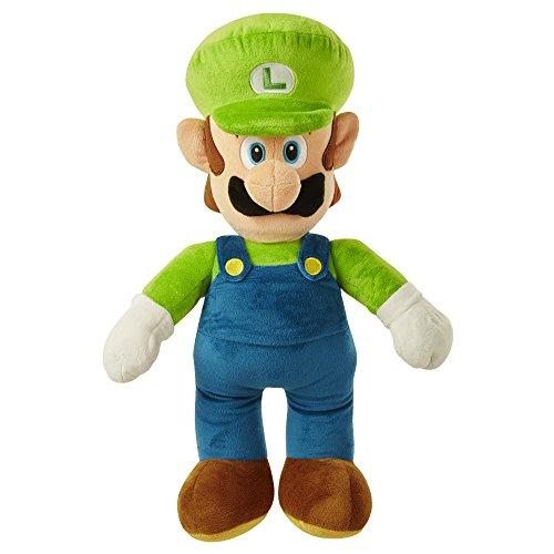 World of Nintendo Luigi Jumbo Plush
