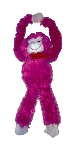 Plush 12 Hanging Monkey