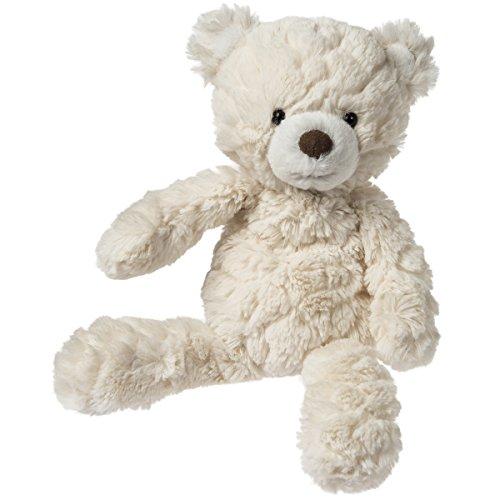 Mary Meyer Putty Bear Small Teddy Bear Soft Toy Cream