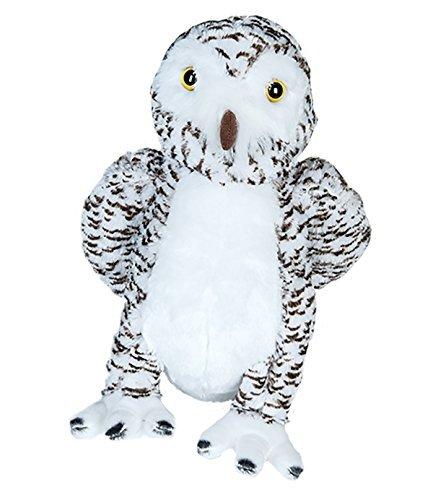 Cuddly Soft 16 inch Stuffed The Owl - We stuff emyou love em by Stuffems Toy Shop