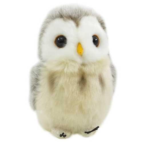 Friends stuffed owl of land 180512