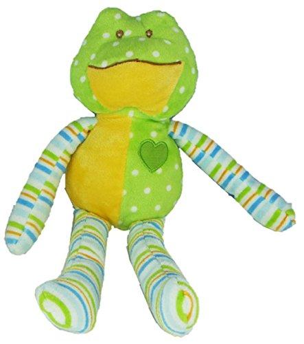 115 Softies - Frog Plush Toy by Ganz