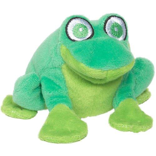 Dunkadoos Series 1 Frog Plush Toy