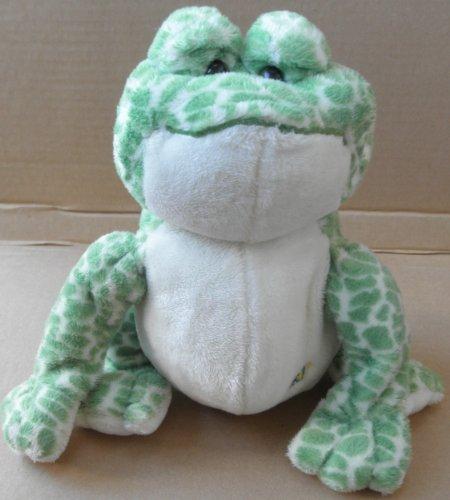 Webkinz Bull Frog Plush Toy Stuffed Animal