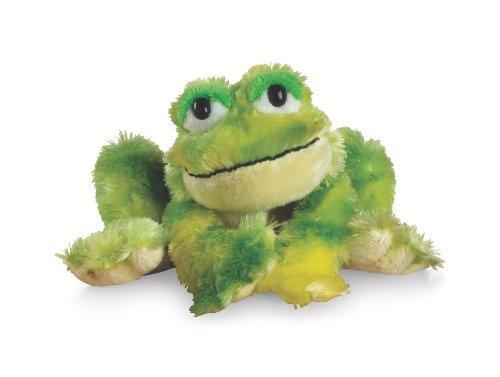 Webkinz Tie Dye Frog Plush Toy with Sealed Adoption Code by Webkinz