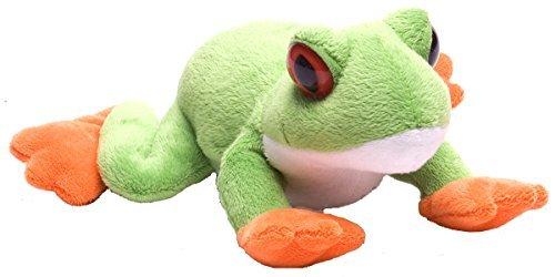 Wild Republic Hug Ems Red Eyed Tree Frog Plush Toy by Wild Republic