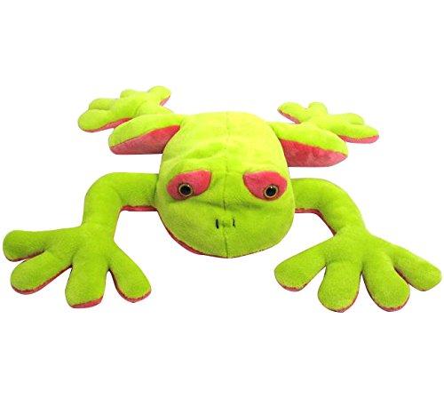Wishpets 16 Floppy Frog Plush Toy