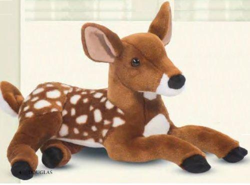 Dawn Fawn Plush Toy 15 Long By Douglas Cuddle Toy
