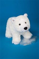 Whitey Polar Bear 7 by Douglas Cuddle Toys