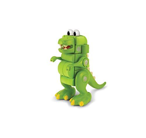 Velcro Kids Velcro Brand Blocks  STEM Toy  Dinosaur Building Blocks Lightweight Foam  31Piece T-Rex Age 3 Packaging May Vary