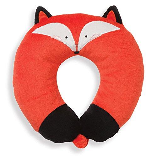 Manhattan Toy Travel  Comfort Fox Neck Pillow