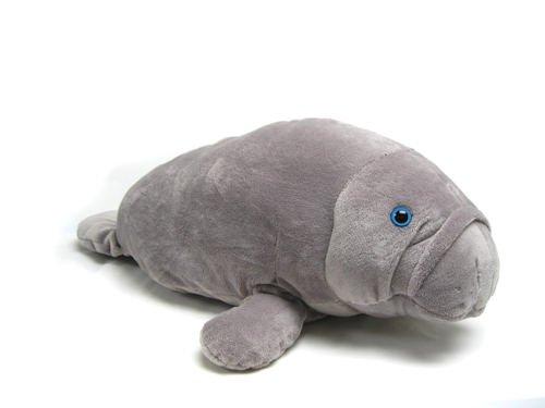 Wishpets 23 Manatee Plush Toy