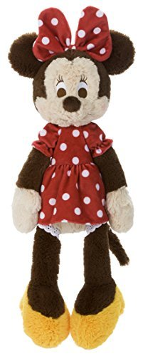Disney off mode Minnie Mouse stuffed toy total length 54cm