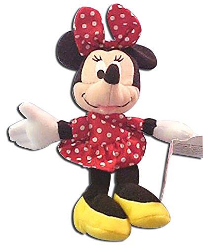 Disneys Plush Doll Minnie Mouse Stuffed Toy