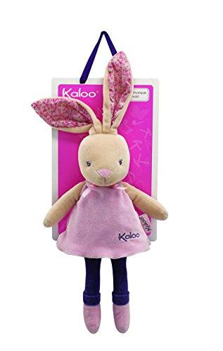 Kaloo Petite Rose Musical Plush Toy Rabbit