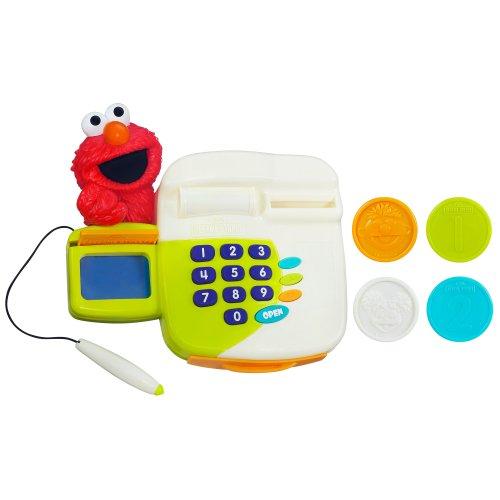 Playskool Sesame Street Come N Play Elmo Cash Register Toy