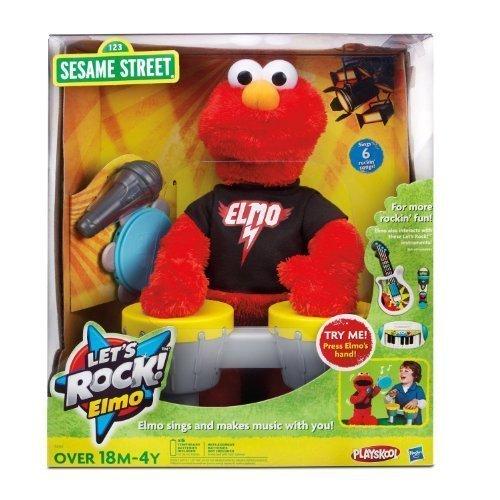 Sesame Street Playskool Lets Cuddle Cookie Monster Plush by Sesame Street Toy by Sesame Street