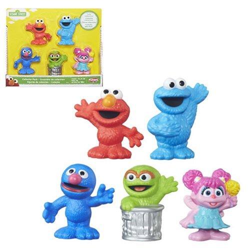 Sesame Street Seasame Street 5 Figure Gift Pack Toy