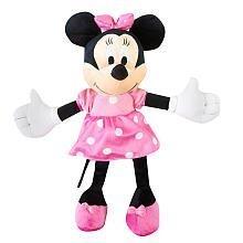 21 Disney Minnie Mouse Plush Toy Doll Cuddle Pillowtime Pal by Disney