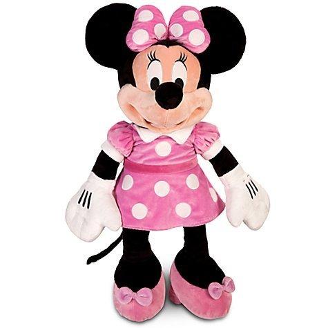 Disney Large Minnie Mouse Plush Toy -- 27 H