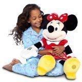Disney Minnie Mouse Plush Toy 27 H HOT PINK Disney Junior by Disney