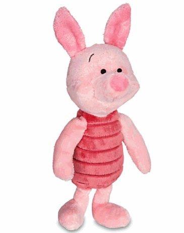 About 28cm parallel import goods Disney Disney Winnie the Pooh Piglet Plush Toy