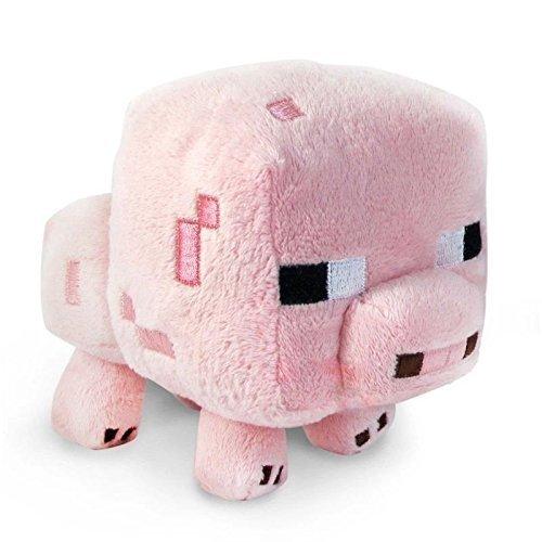 Minecraft Animal Pig 7 inch Plush Toy