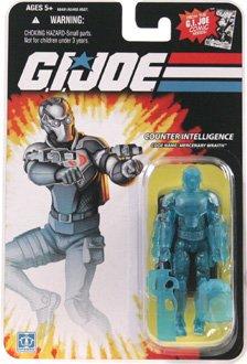 GI Joe 25th Anniversary Variant Mercenary Wraith Action Figure