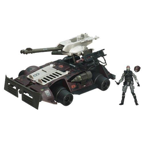 GI Joe Bravo Vehicle Cobra Fury Alley Viper V1